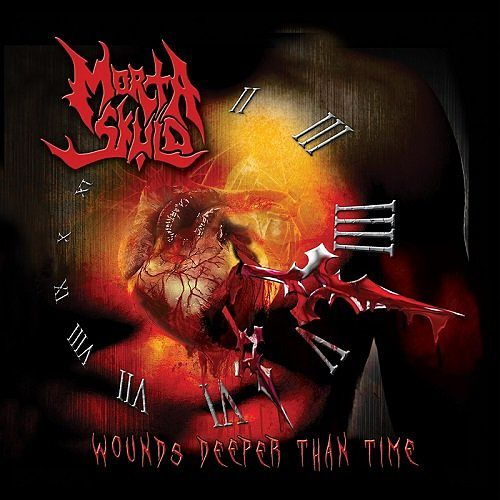 Morta Skuld - Wounds Deeper Than Time (2017) 320 kbps