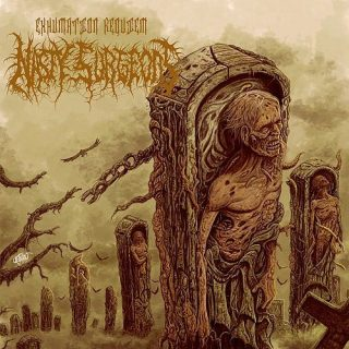 Nasty Surgeons - Exhumation Requiem (2017) 320 kbps