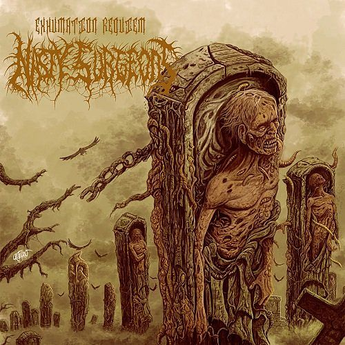 Nasty Surgeons - Exhumation Requiem (2017) 320 kbps