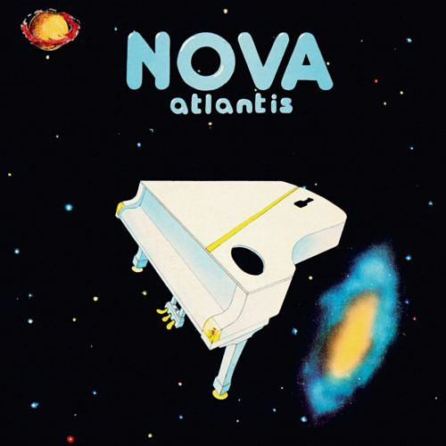 Nova - Atlantis (40th Anniversary Edition) (2016) 320 kbps + Scans