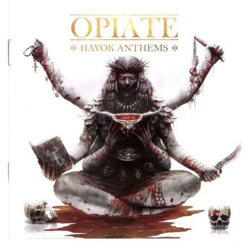 Opiate - Havok Anthems (2016) 320 kbps