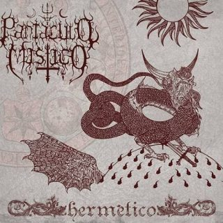 Pantaculo Mistico - Hermetico (2016) 320 kbps + Scans