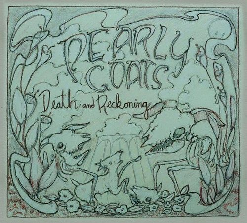 Pearly Goats - Death and Reckoning (EP) (2016) 320 kbps