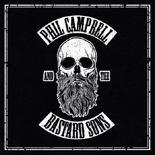 Phil Campbell & The Bastard Sons - Phil Campbell & The Bastard Sons (EP) (2017) 320 kbps