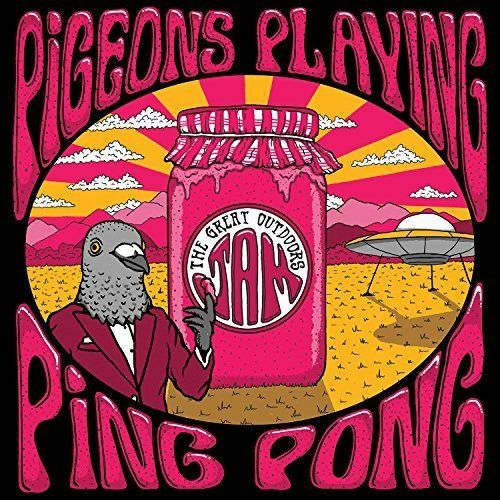 Pigeons Playing Ping Pong - The Great Outdoors Jam (Live) (2017) 320 kbps