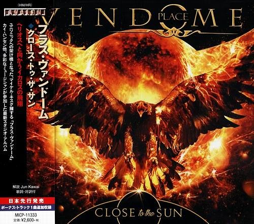 Place Vendome - Close To The Sun (Japanese Edition) (2017) 320 kbps
