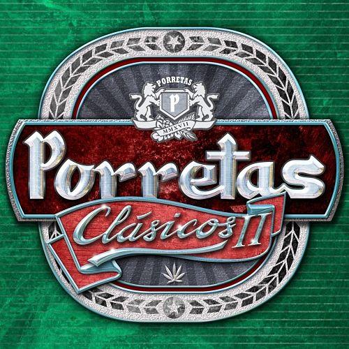 Porretas - Clásicos II (2017) 320 kbps