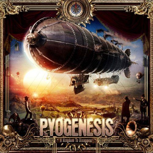 Pyogenesis - A Kingdom to Disappear (2017) 320 kbps