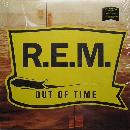 R.E.M. - Out Of Time (LP Remastered 2016) 320 kbps + Scans