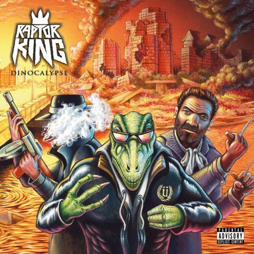 Raptor King - Dinocalypse (EP) (2017) 320 kbps