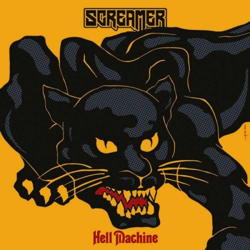 Screamer - Hell Machine (2017) 320 kbps