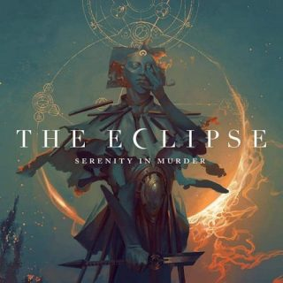 Serenity in Murder - The Eclipse (2017) 320 kbps