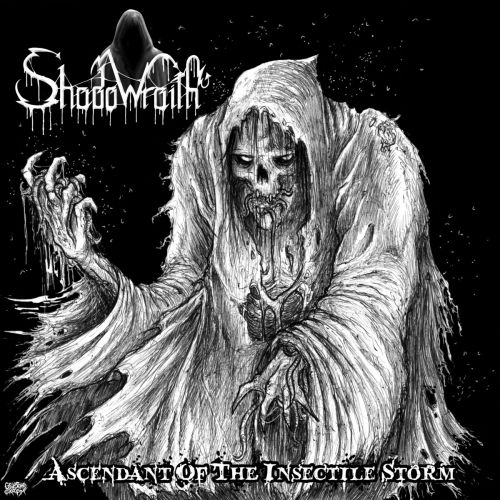 Shadowraith - Ascendant Of The Insectile Storm (EP) (2017) 320 kbps