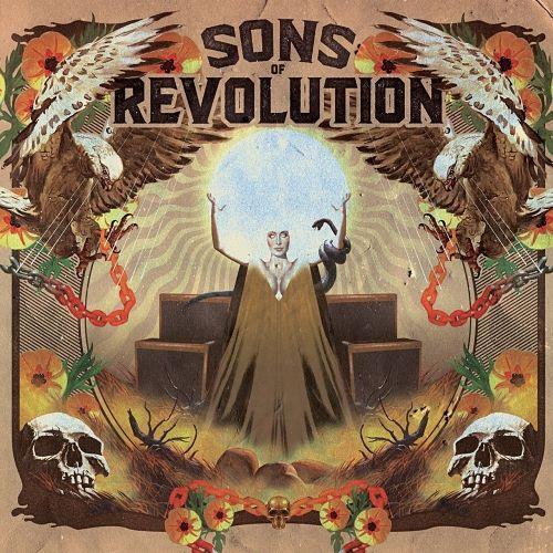 Sons of Revolution - Sons of Revolution (2017)