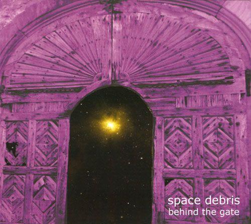 Space Debris - Behind the Gate (2017) 320 kbps