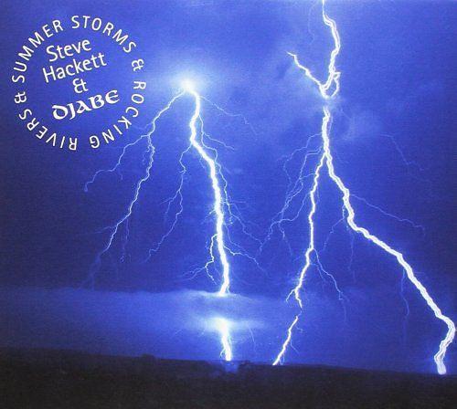 Steve Hackett & Djabe - Summer Storms and Rocking Rivers [Live] (2017) 320 kbps