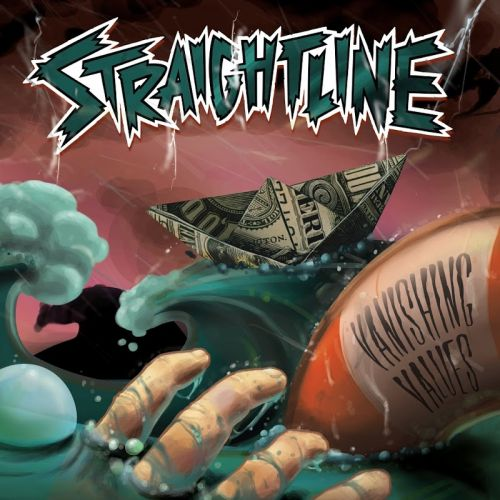 Straightline - Vanishing Values (2017) 320 kbps