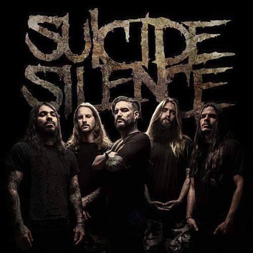 Suicide Silence - Suicide Silence (2017)