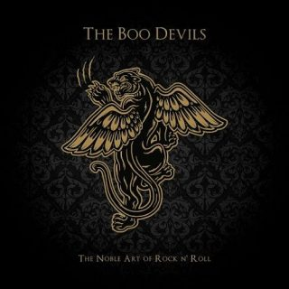 The Boo Devils - The Noble Art of Rock n' Roll (2016) 320 kbps