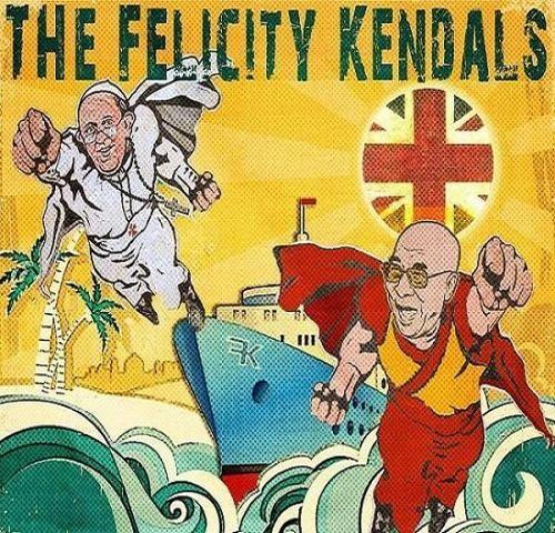 The Felicity Kendals - The Felicity Kendals (2016) 320 kbps