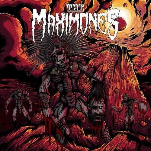 The Maximones - Váyanse o Mueran (2017) 320 kbps
