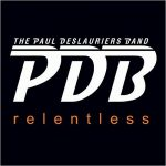 The Paul Deslauriers Band – Relentless (2016) 320 kbps
