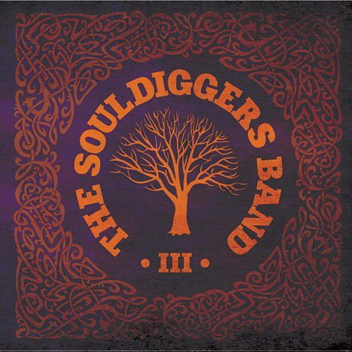 The Souldiggers Band - III (2017) 320 kbps