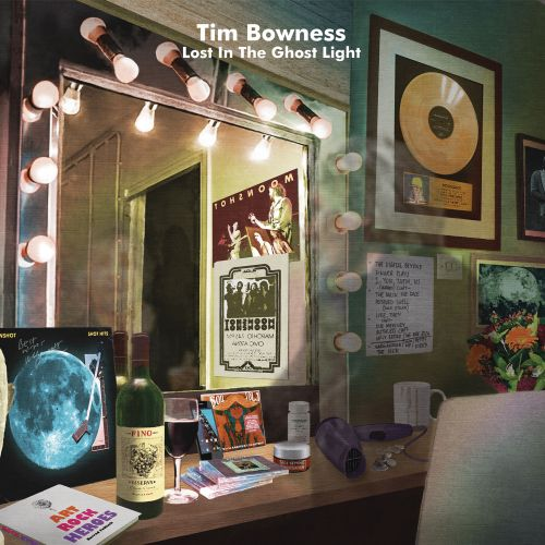 Tim Bowness - Lost in the Ghost Light (2017) 320 kbps