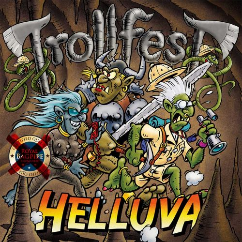 Trollfest - Helluva (2017) 320 kbps
