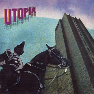 Utopia - Utopia (Reissue, Remastered) (2017) 320 kbps + Scans