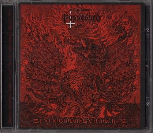 Various Artists: A Tribute To Possessed - Seven Burning Churches (2016) 320 kbps + Scans