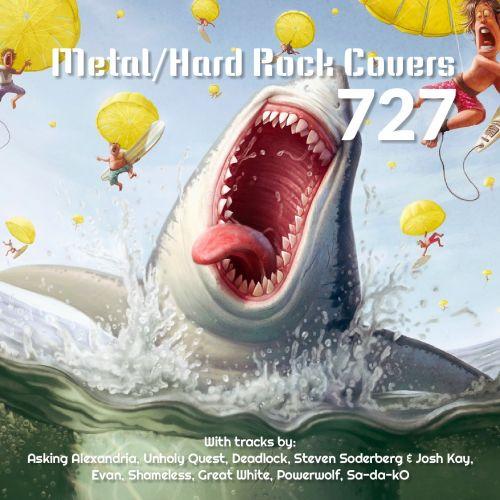 Various Artists - Metal-Hard Rock Covers 727 (2017) 320 kbps