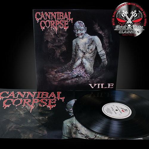 Cannibal Corpse – Vile (2016 Metal Blade Classics Series, LP) 320 kbps