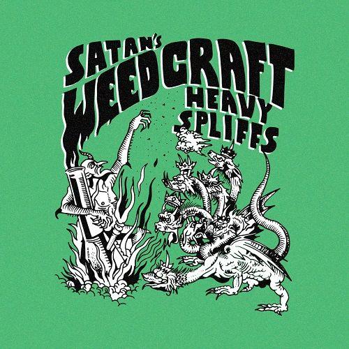 Weedcraft - Satan's Weedcraft Heavy Spliffs (2017) 320 kbps