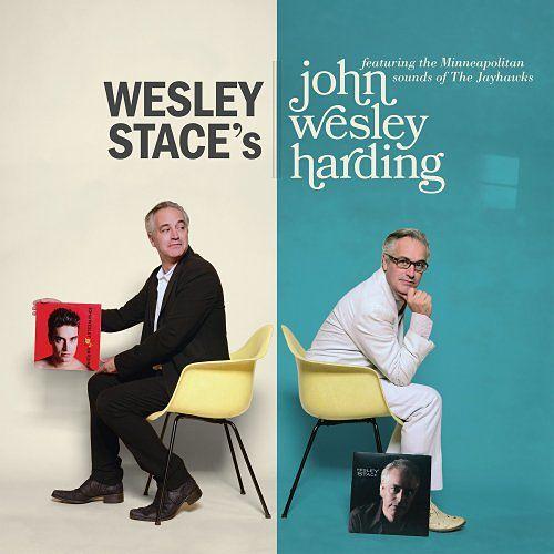 Wesley Stace - Wesley Staces John Wesley Harding (2017) 320 kbps