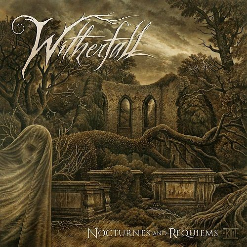 Witherfall - Nocturnes And Requiems (2017) 320 kbps
