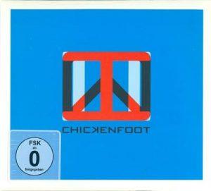 2011 - Chickenfoot - III