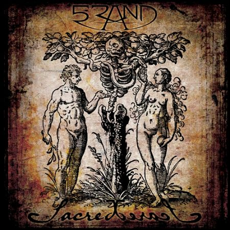 5Rand - Sacred - Scared (2017) 320 kbps