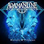 Adamantine – Heroes & Villains (2017) 320 kbps