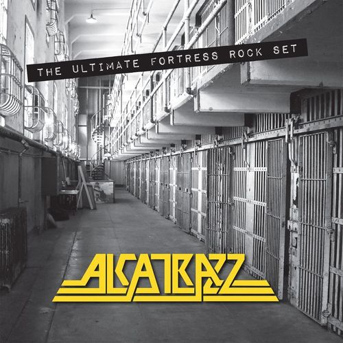 Alcatrazz - Ultimate Fortress Rock Set (2016) [5 CD Box Set] 320 kbps + Scans
