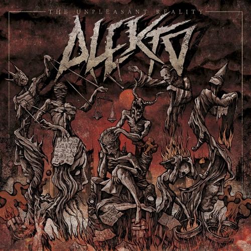 Alekto - The Unpleasant Reality (2017) 320 kbps