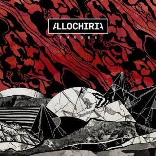 Allochiria - Throes (2017) 320 kbps