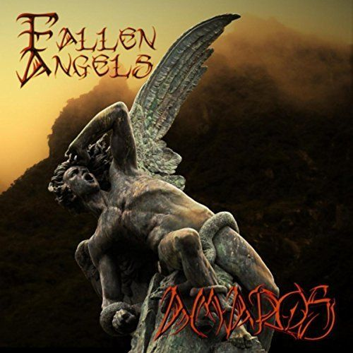Amaros - Fallen Angels (2017) 320 kbps