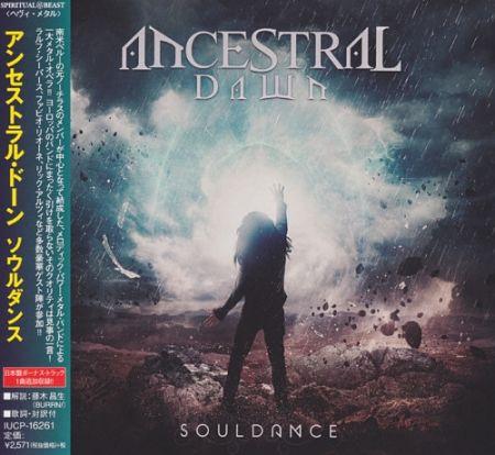 Ancestral Dawn - Souldance (Japanese Edition) (2017) 320 kbps + Scans