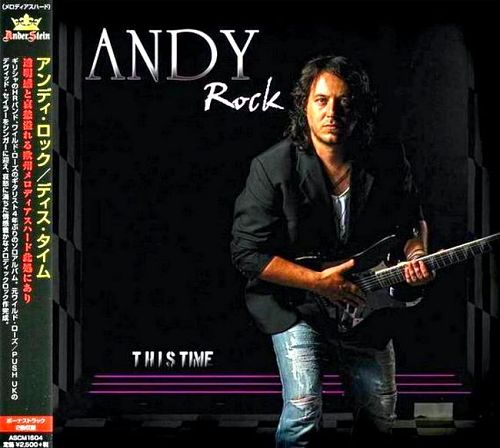Andy Rock - This Time (Japanese Edition) (2016) 320 kbps + Scans