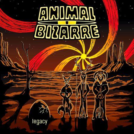 Animal Bizarre - Legacy (EP) (2017) 320 kbps