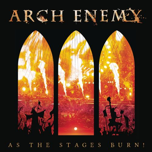 Arch Enemy - As The Stages Burn! (Live At Wacken 2016) (2017) 320 kbps