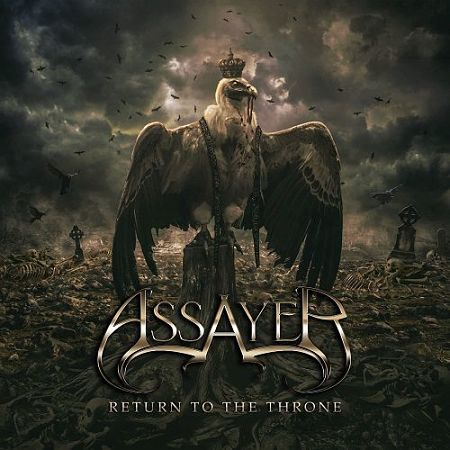 Assayer - Return To The Throne (2017) 320 kbps