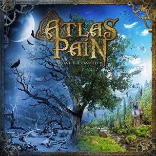 Atlas Pain - What the Oak Left (2017) 320 kbps