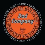 Bad Company – Live 1977 & 1979 [2CD Set] (2016) 320 kbps + Scans